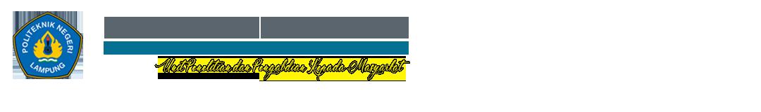 Jurnal Online Politeknik Negeri Lampung
